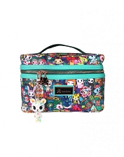Tokidoki Train Case - Rainforest Collection
