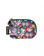 Tokidoki Zip Coin Purse - Rainforest Collection