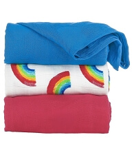 Tula Blanket Set - Happy Skies