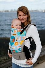 Tula Baby Carrier - Message In A Bottle
