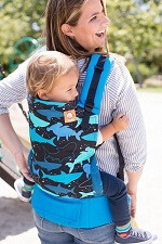 Tula Baby Carrier - Bruce
