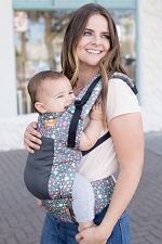 Tula Free-to-Grow Baby Carrier - Coast Party Pieces