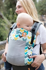 Tula Free-to-Grow Baby Carrier - Coast Agate