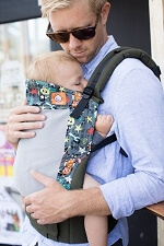 Tula Baby Carrier - Coast Bot Boy