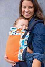 Tula Baby Carrier - Coast Pilot