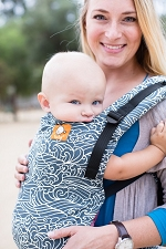 Tula Free-to-Grow Baby Carrier - Splash