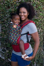 Tula Baby Carrier - Little Robots