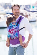 Tula Baby Carrier - Tide Pool