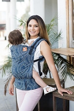 Tula Free-to-Grow Baby Carrier - Alyssa