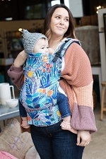 Tula Free-to-Grow Baby Carrier - Mystic Meadow