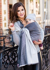 Tula Wrap Conversion Ring Sling - Emulsion