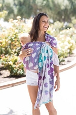 Tula Wrap Conversion Ring Sling - Love Selene