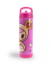 Zoli TokiPIP Insulated Beverage Bottle - Donutella