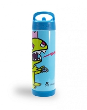 Zoli TokiPIP Insulated Beverage Bottle - Kaiju
