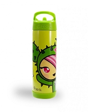 Zoli TokiPIP Insulated Beverage Bottle - SANDy