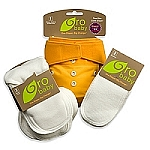 Gro Baby One Size Cloth Diaper Shell Set  (DISCOUNTINUED)