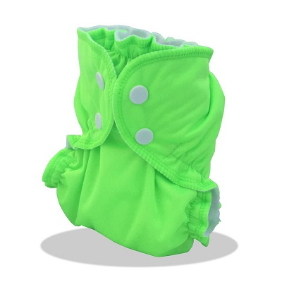 applecheeks envelop cloth diaper cover - rip tide