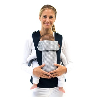 Beco Baby Gemini Carrier - Cool Navy