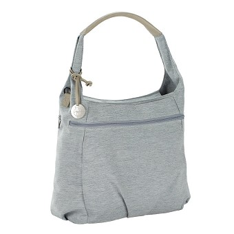 Lassig Green Label Hobo Diaper Bag - Grey