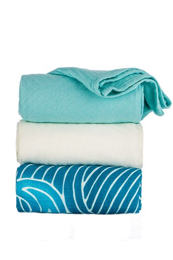 Tula Blanket Set - Waves