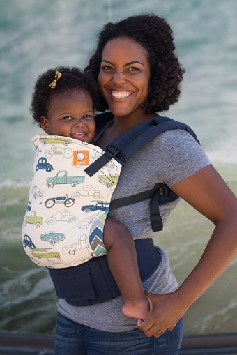 Tula Baby Carrier - Slow Ride