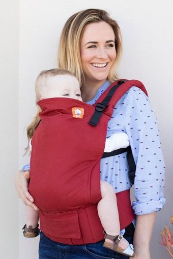 Tula Baby Carrier - Brick