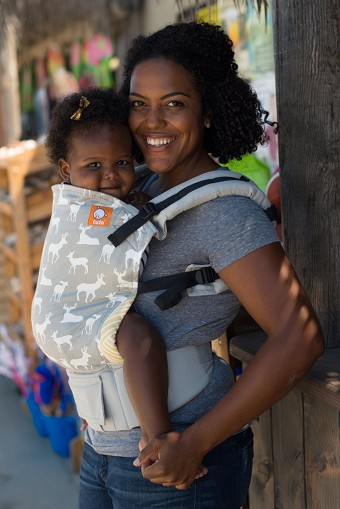 Tula Baby Carrier - Fawn