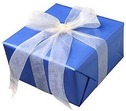 Gift Wrap Service - Coming Soon!