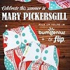 bumGenius LIMITED Edition - Mary Pickersgill - Launch - Free Shipping - To Ship on 23th June
