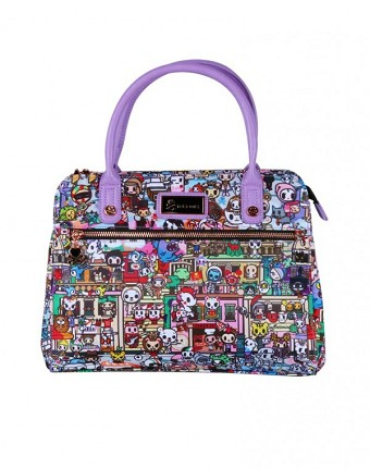 Tokidoki Satchel Bag - Roma Collection