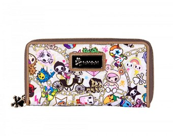 Tokidoki Long Wallet - Chained Love Collection