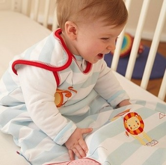 GroBag - Baby Sleeping Bag - Sleepy Circus