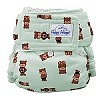 Happy Heinys Organic One Size Pocket Diaper with Aplix - New!