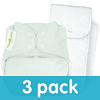 bumGenius 4.0 One-Size Cloth Diaper - 3 Pack