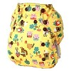 Bummis Easy Fit Diaper - Snap & Velcro - 2012 New Version