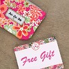 Ju Ju Be FREE Gift with Purchase - CANNOT COMBINE WITH OTHER PROMO