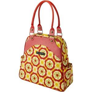 petunia pickle bottom sashay satchel marigold medallions diaper bags canada. Black Bedroom Furniture Sets. Home Design Ideas