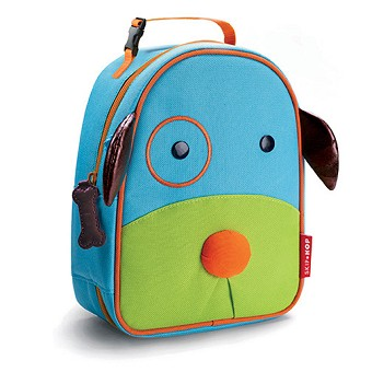 Skip Hop Zoo Lunchies Insulated Lunch Bags - Dog