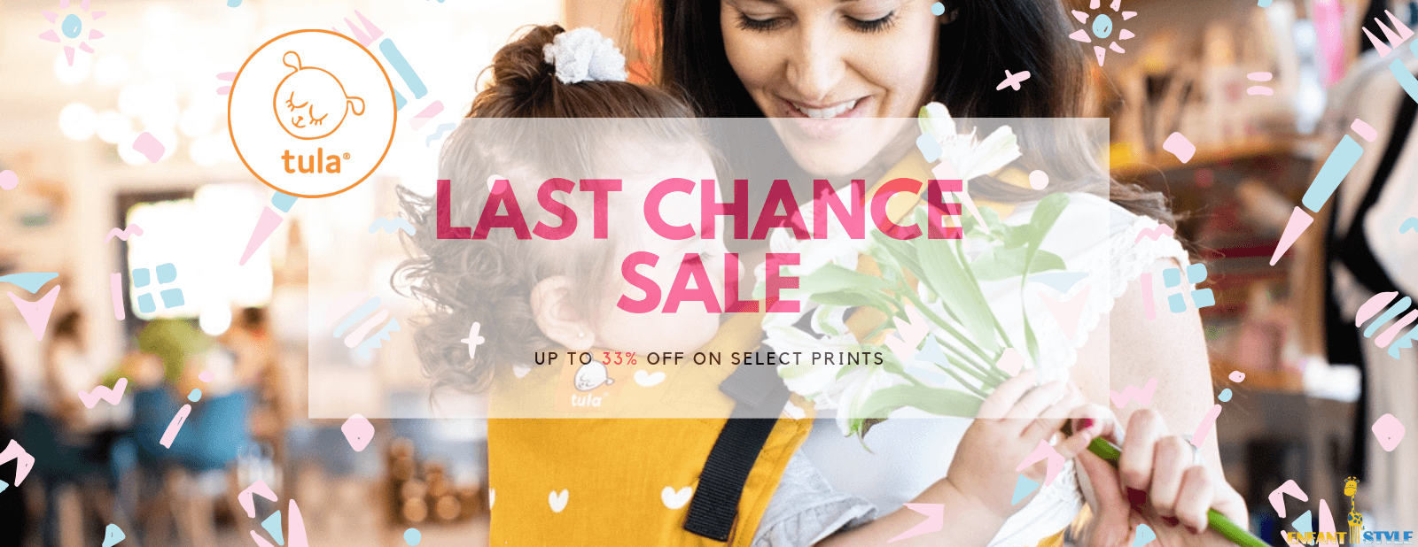 tula baby carrier sales at Enfant Style