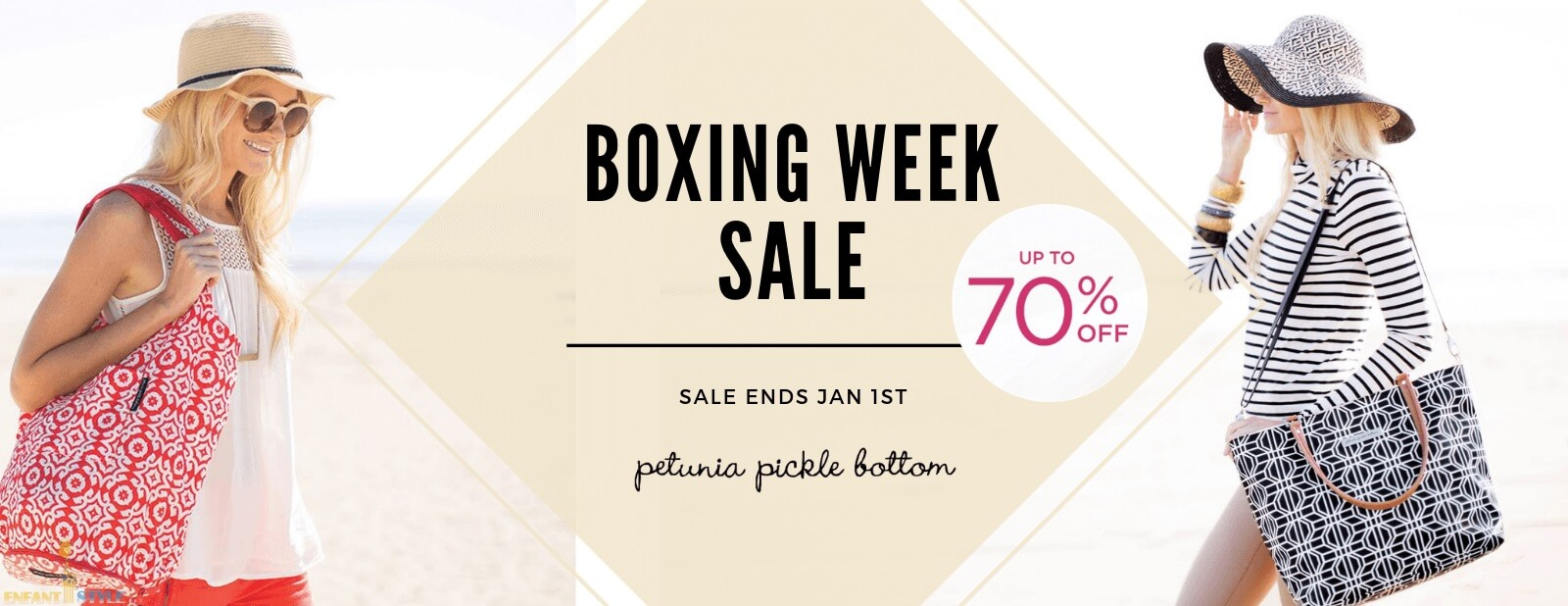 petunia pickle bottoms boxing day sales at Enfant Style