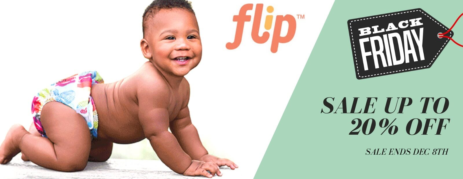 flip cloth diapers black friday sale