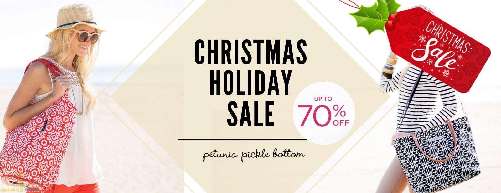 petunia pickle bottom designer diaper bag christmas boxing week sale