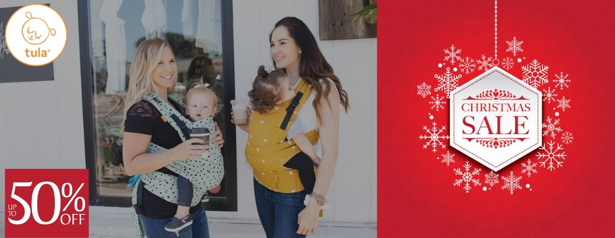 tula baby carriers christmas boxing week sale
