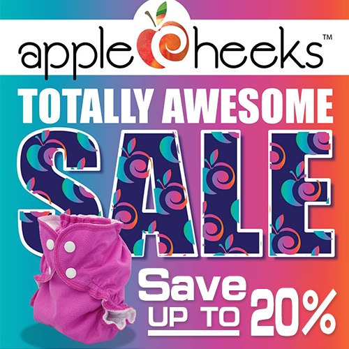warehouse clearance sales - applecheeks Cloth Diapers