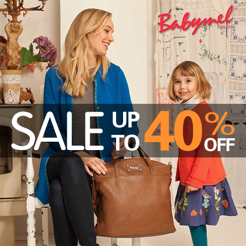 warehouse clearance sales - babymel diaper bag