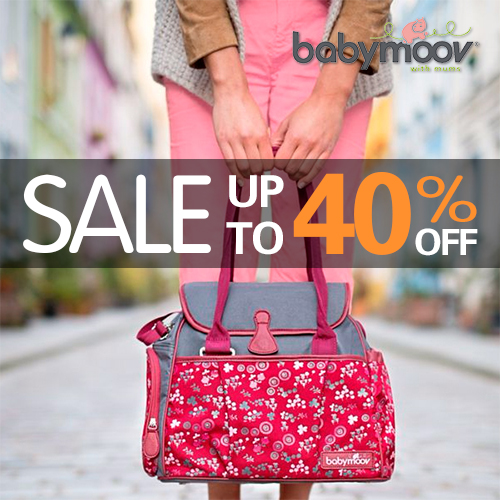 warehouse clearance sales - babymoov diaper bag