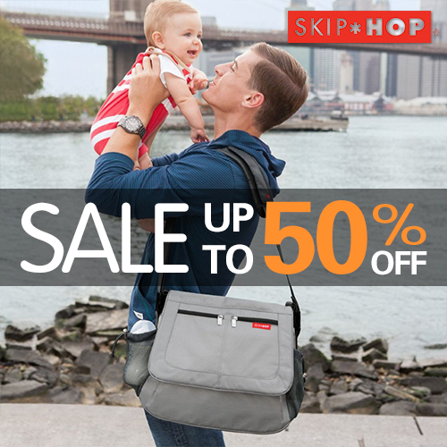 warehouse clearance sales - skip hop diaper bags and baby products