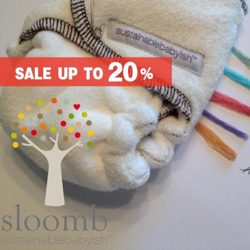 warehouse clearance sales - sloomb cloth diapers