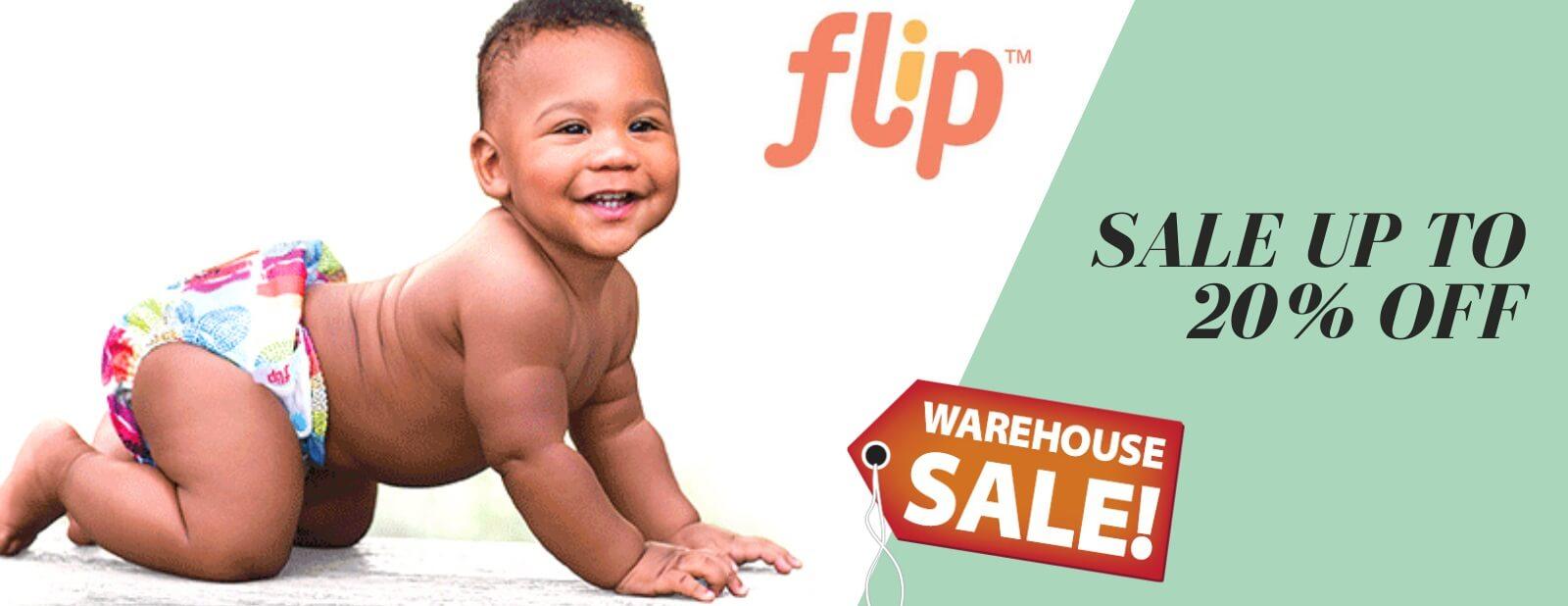 flip cloth diapers warehouse sale