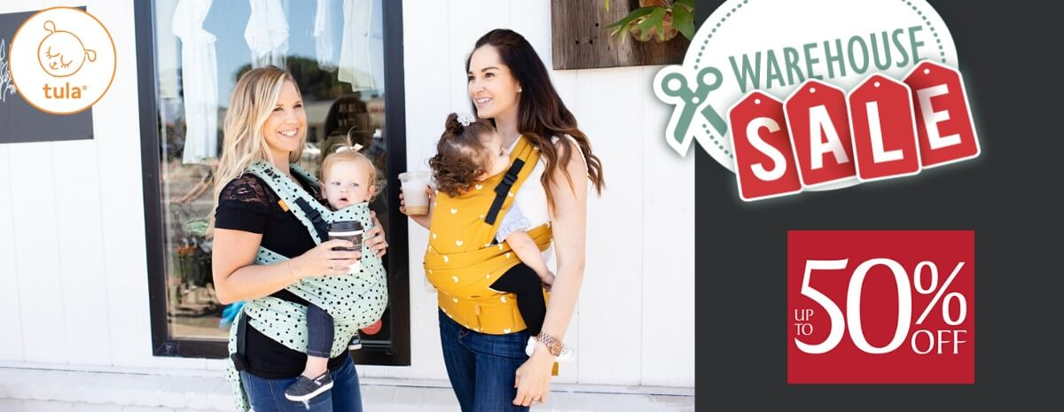 tula baby carriers warehouse sale